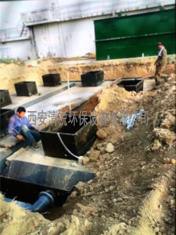 陕西污水处理施工